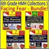 6th Grade HMH Collections 1 - Facing Fear Literature Bundle - HRW