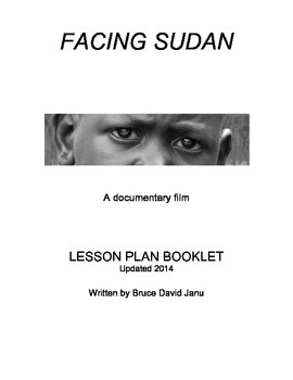 Facing Sudan Lesson Plans