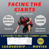 Facing the Giants Lesson Plan
