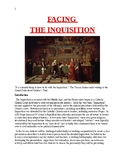 Facing the Inquisition