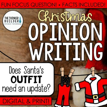Fact-Based Opinion Writing for Christmas {Question #3}