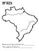 Fact Book: All about the Country of Brazil
