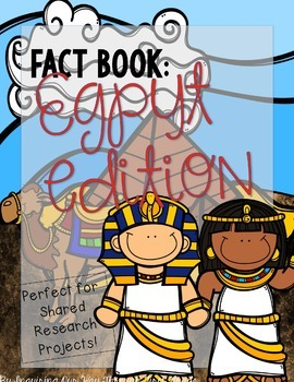 Fact Book: All about the Country of Egypt