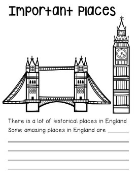 Fact Book: All about the Country of England