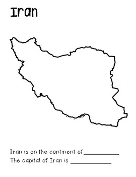 Fact Book: All about the Country of Iran