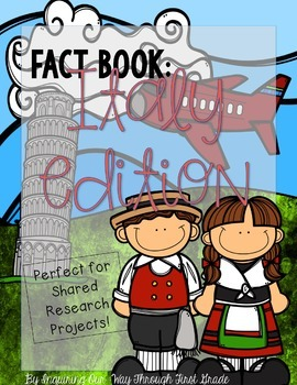 Fact Book: All about the Country of Italy