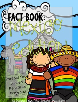 Fact Book: All about the Country of Mexico