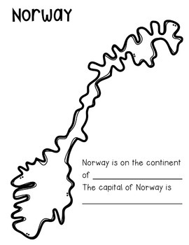 Fact Book: All about the Country of Norway