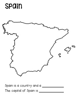 Fact Book: All about the Country of Spain