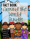 Fact Book: Around the World Bundle