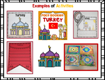 Fact Booklet - Turkey and Activities