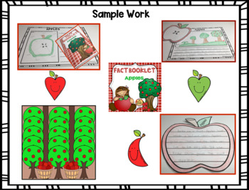 Fact Booklet - Apples