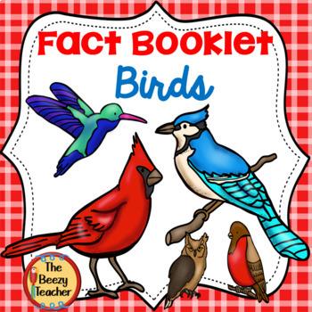Fact Booklet - Birds