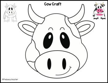 Cow Fact Booklet