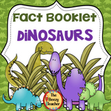 Dinosaurs Fact Booklet with Digital Activities
