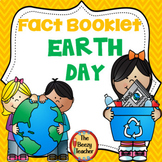 Earth Day Fact Booklet Distance Learning with Digital Activities