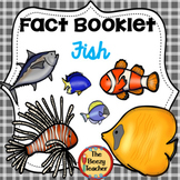 Fish Fact Booklet with Digital Activities