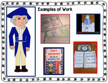 Fact Booklet - George Washington