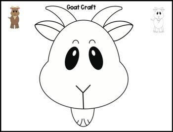 Goat Fact Booklet