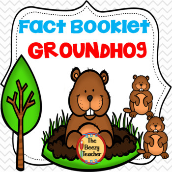 Fact Booklet - Groundhog