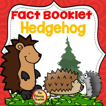 Fact Booklet - Hedgehog