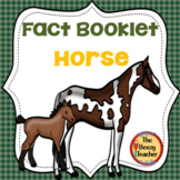 Fact Booklet - Horse
