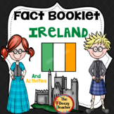 Ireland Fact Booklet and Activities