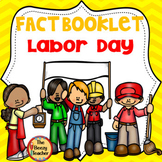 Labor Day Fact Booklet with Digital Activities