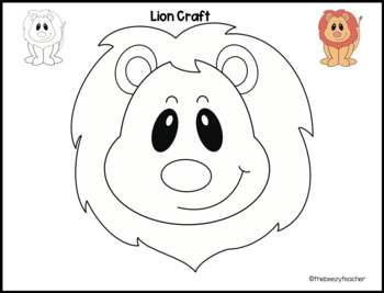 Fact Booklet - Lion