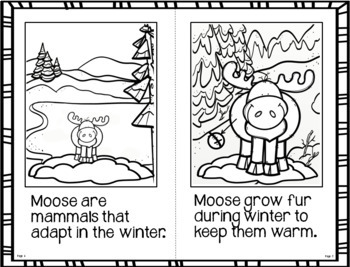 Fact Booklet - Moose