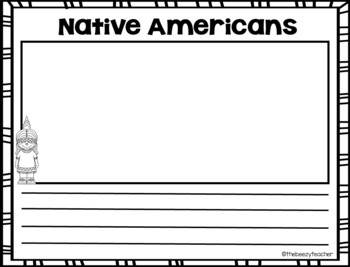 Fact Booklet - Native American