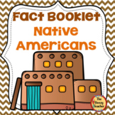 Native American Fact Booklet