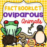 Oviparous Animals Fact Booklet Distance Learning