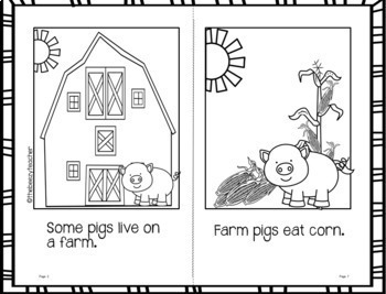 Fact Booklet - Pig