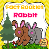 Rabbit Fact Booklet Distance Learning
