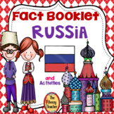 Russia Fact Booklet and Activities