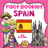 Spain Fact Booklet and Activities