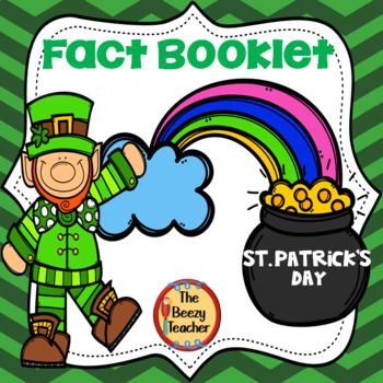 Fact Booklet - St. Patrick's Day