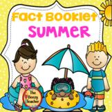 Fact Booklet - Summer