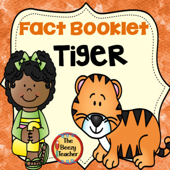 Fact Booklet - Tiger