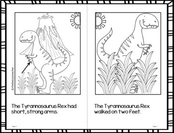 Fact Booklet - Tyrannosaurus Rex
