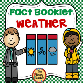 Weather Fact Booklet