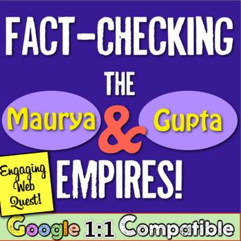 Ancient India: Fact-Checking the Mauryan & Gupta Empires of Ancient India!