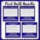 Fact Drill Bundle- 100 Problems Each