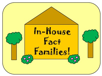 Fact Families 1-5 up to 20