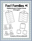 Fact Families #1 Building Houses & Number Bonds