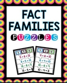 Fact Families Addition Subtraction | Fact Families Activity