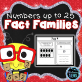 Fact Families Worksheets & Printables