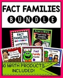 Fact Families Worksheets and Games