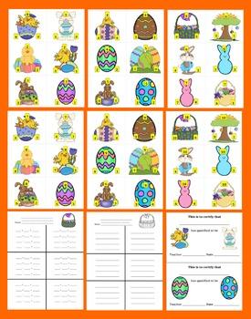 Easter Math: Fact Families